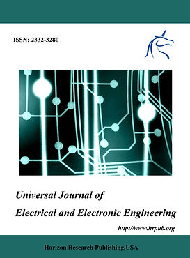 Universal Journal of Electrical and Elec