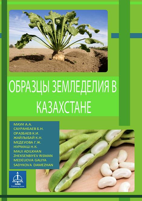 ОБРАЗЦЫ ЗЕМЛЕДЕЛИЯ В КАЗАХСТАНЕ