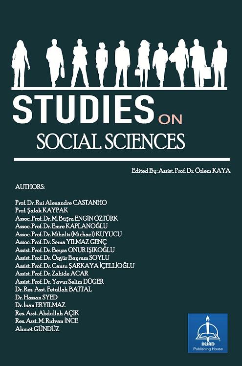 STUDIES ON SOCIAL SCIENCES