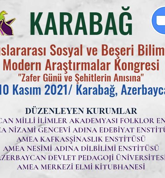 2. KARABAGH International Congress