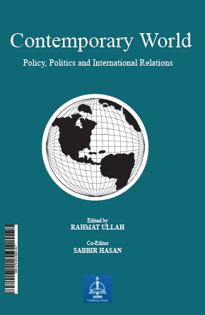 Contemporary World Policy, Politics and International Relations