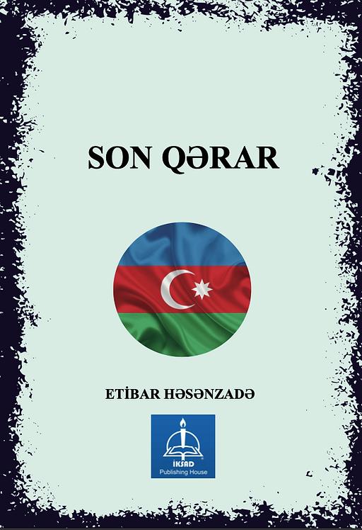 SON QƏRAR