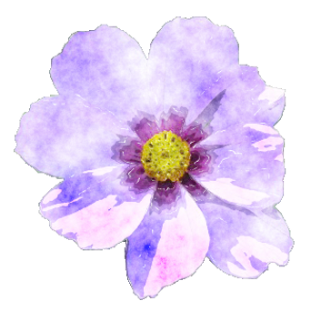 watercolor_flower21_by_lavandalu-d9kw7gf