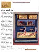 American Art Collector #75 1-2012  TR Co