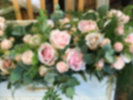 Rose Wedding Flowers