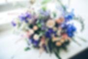 Striking Wedding Bouquet