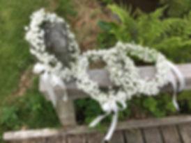 Wedding Flower Headbands