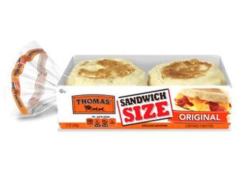 English Muffins, Sandwich Size