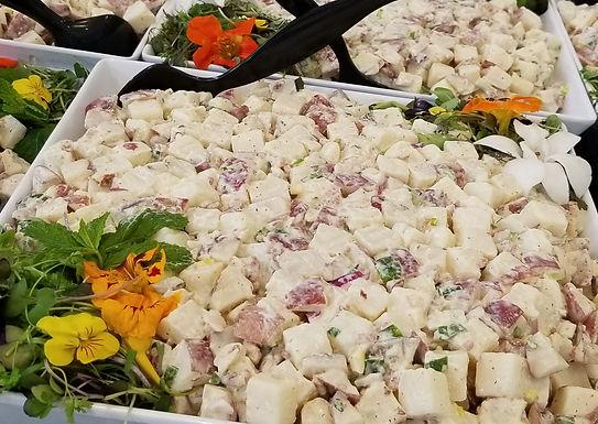 Herb Roasted Potato Salad