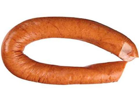 Kielbasa, Smoked, Pork & Beef