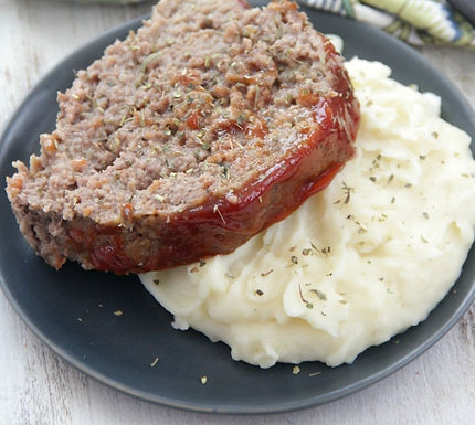 Home-style Meatloaf Dinner
