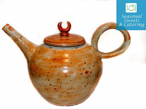 Local CT Made Tea Pot