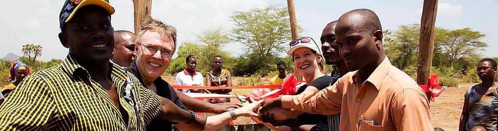 KiliTech brings water to Soko School