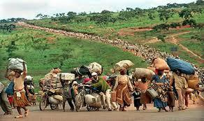 Burundi Refugee Crisis, photo by UNHCR