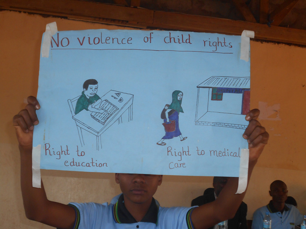 Teaching children's human rights