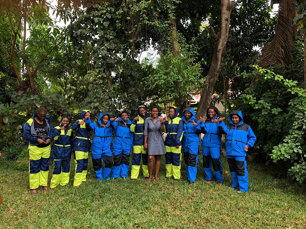 Women KiliTech put through school to be guides on Mt. Kilimanjaro