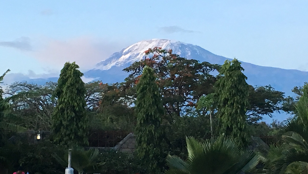The Queen, Mt. Kilimanjaro