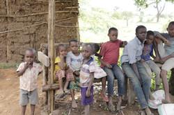 Children of Majengo Kahe