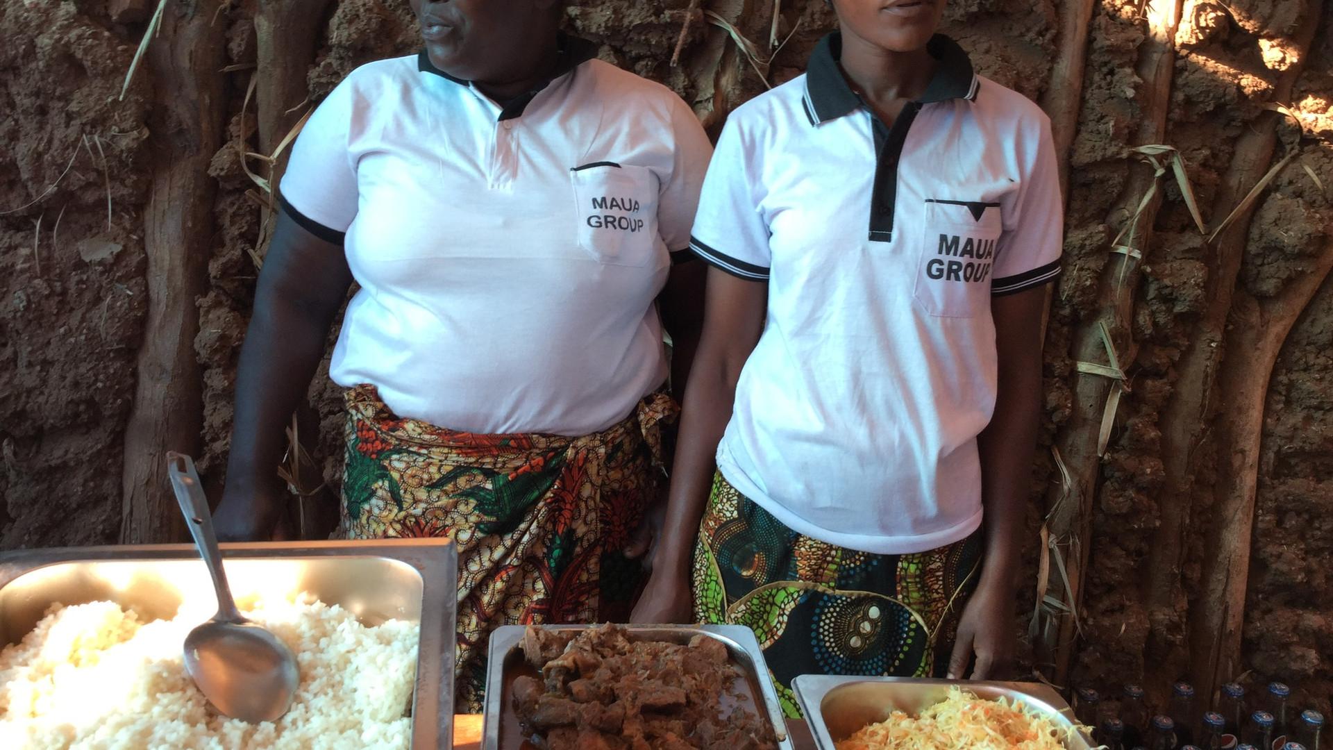 Women in Majengo village