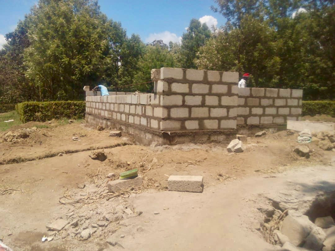 New toilets being built by KiliTech