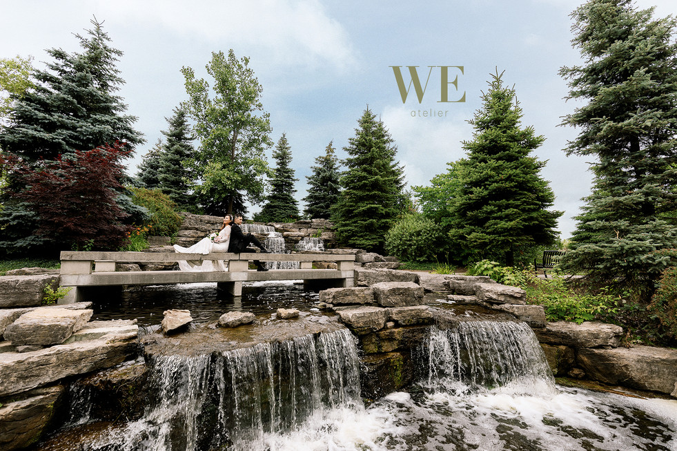 Toronto richmond green park pre wedding photo 多伦多婚纱照