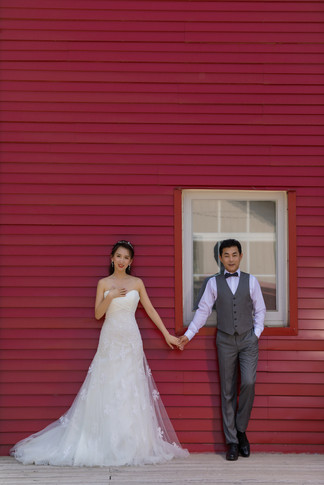 fantasy farms wedding photo