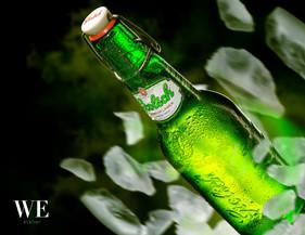 commercial beer