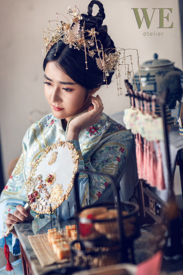 mulan style