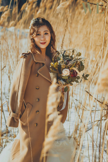 多伦多悬崖公园婚纱照 scarborough bluffs park pre wedding photo