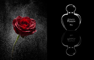 Dior POSION with ROSE