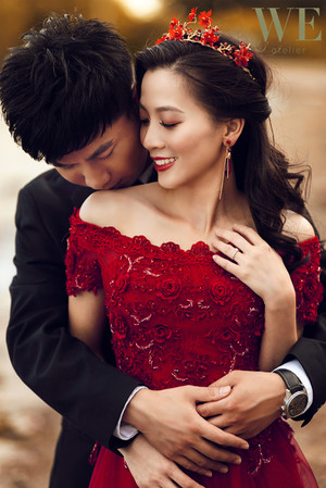Toronto pre wedding engagement photo 婚纱照