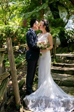 fantasy farms wedding photo