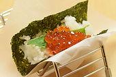 Yayoi Ikura Sushi-bites