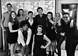Former B'way Kids at 54 Below
