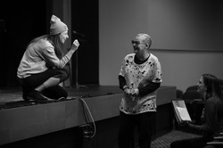 In Rehearsal with Lori Petty