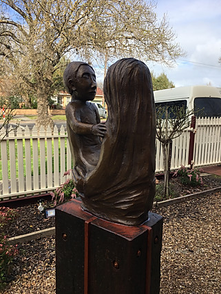 Mary & Child - St Mary's Primary School