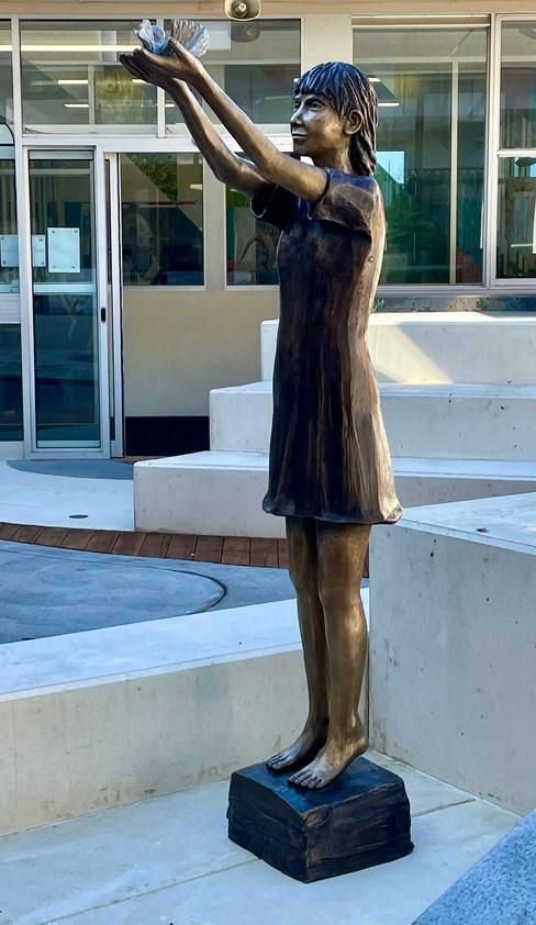 Peace Girl - Caroline Chisholm College, Braybrook