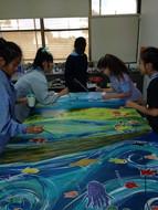 St Peters Primary School - Artist in Res