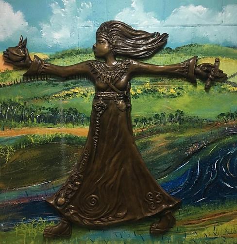 St Brigid Relief (Full-size)