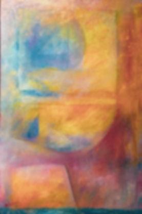 Blue Corner - Christine Sage