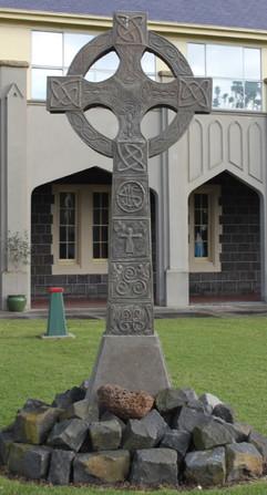 Celtic Cross - Sacred Heart College Geel
