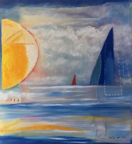 Sun & Water - Christine Sage