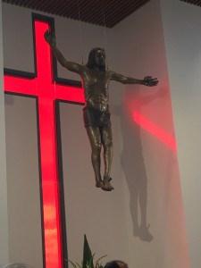 Triumphant Jesus - MacKillop College, Werribee