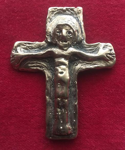 Graduation Crucifix - Hullabaloo Studio