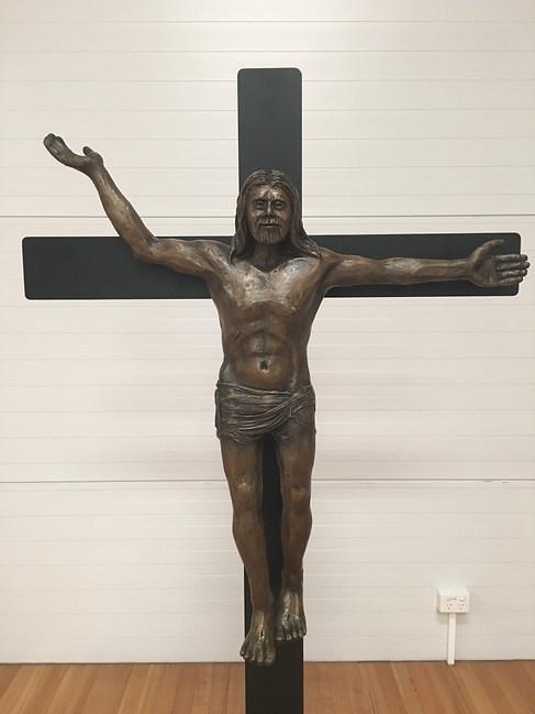 Trumphant Jesus