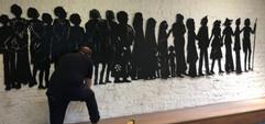 Wall of Nations - Caroline Chisholm Coll