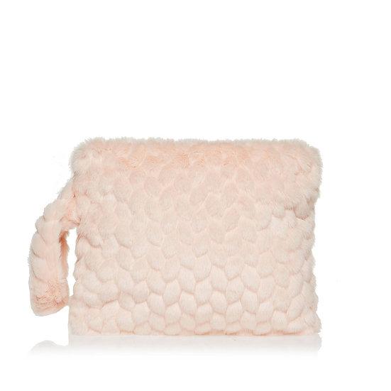 Χειροποίητη Τσάντα SquareW-Pink Tao