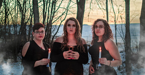 Triple Goddess for Halloween