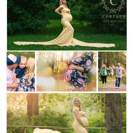 Walsh Family Maternity