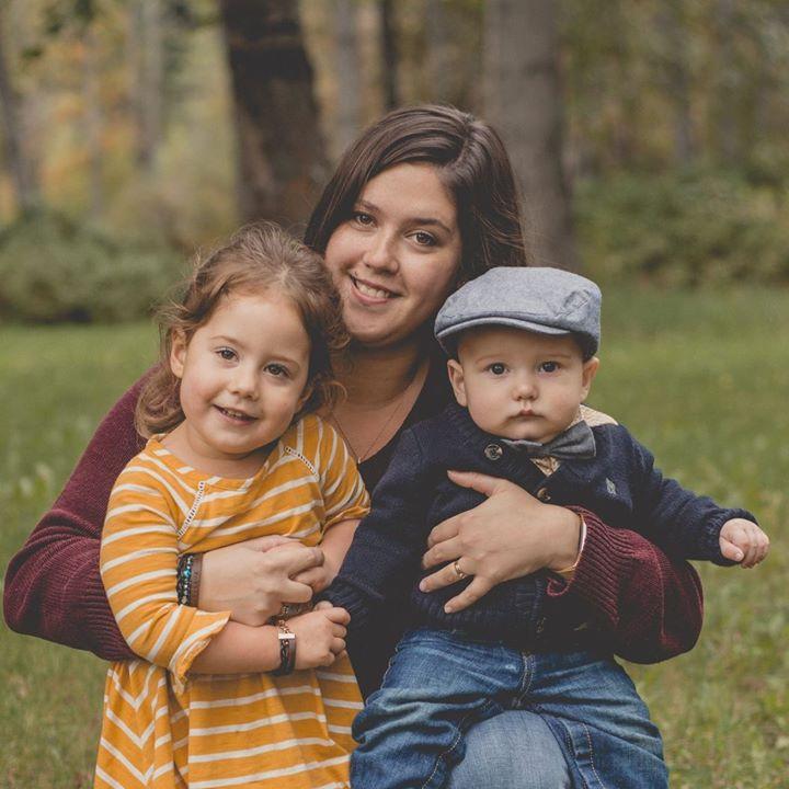Mom of 2 wildlings